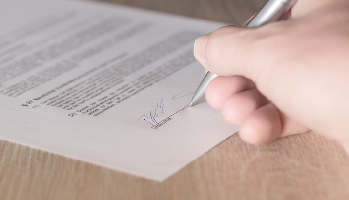 Careful Signing Employment Contract Contract Template Great